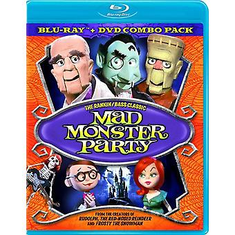 Mad Monster Party [BLU-RAY] USA import