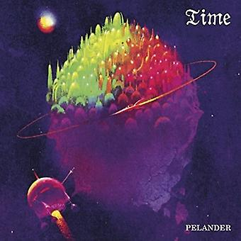 Pelander - Time [CD] USA import