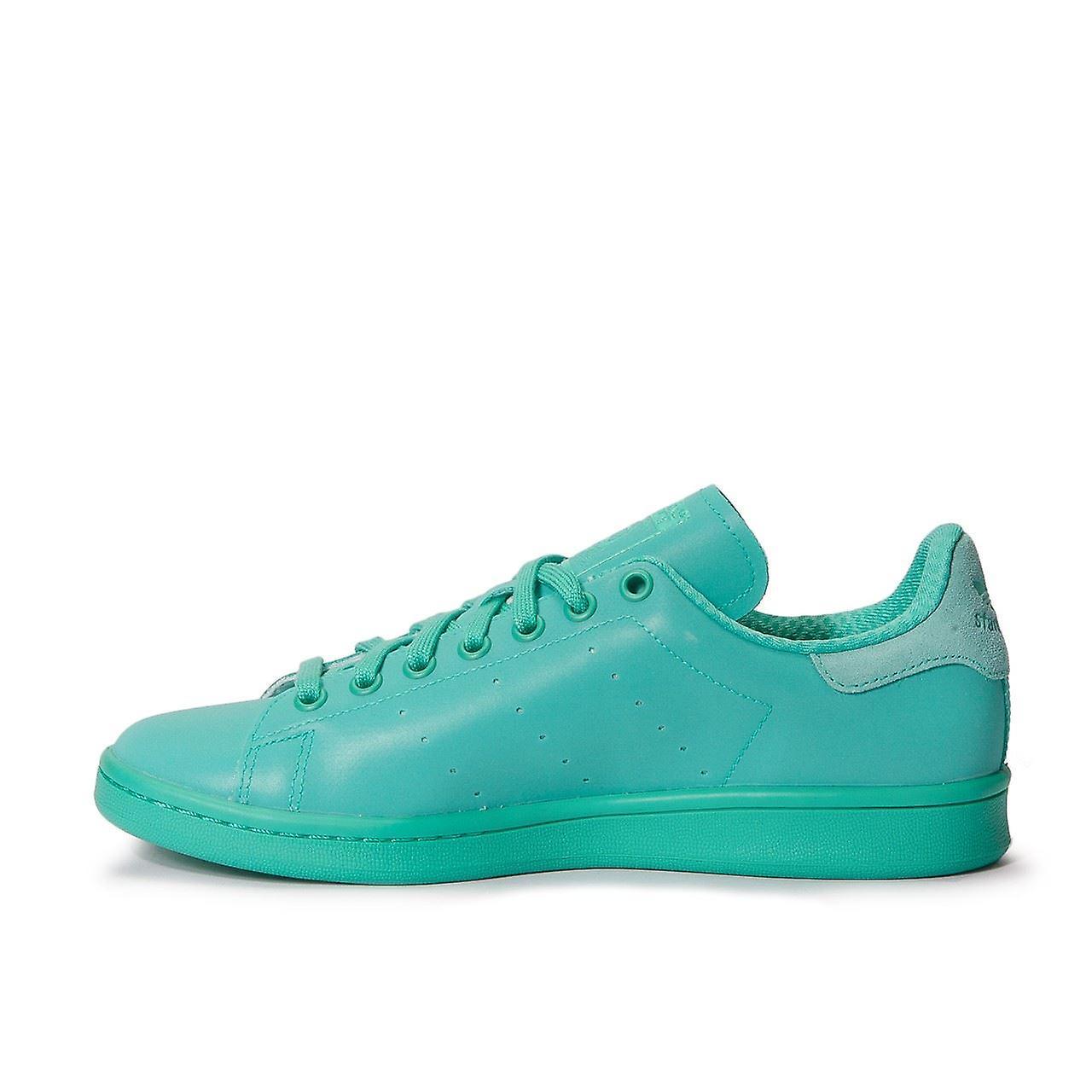 adidas Men's Stan Smith Adicolor Shock Mint S80250 UK5/EU38