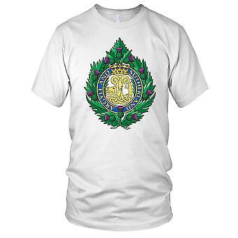 Royal Navy HMS Argylls Kids T Shirt