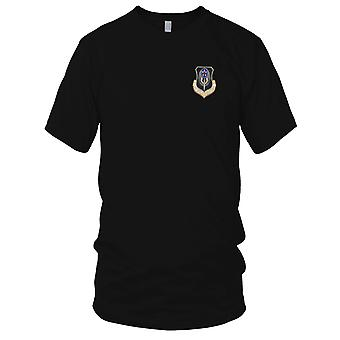 USAF Airforce - Air Force Special Operations Embroidered Patch - Ladies T Shirt