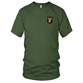 CCC Recon Team IDAHO - US Armee MACV-SOG Special Forces - Vietnamkrieg gestickt Patch - Herren-T-Shirt