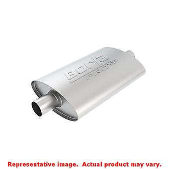 Borla Performance Muffler - ProXS Style 40364 14.00in x 4.00in x 9.50in Fits:UN