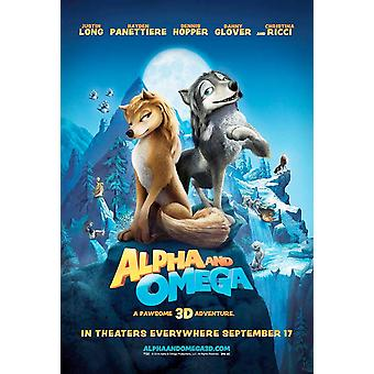 Alpha und Omega Movie Poster (11 x 17)