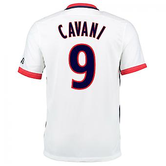 2015-16 PSG Nike Away Kit (Cavani 9)