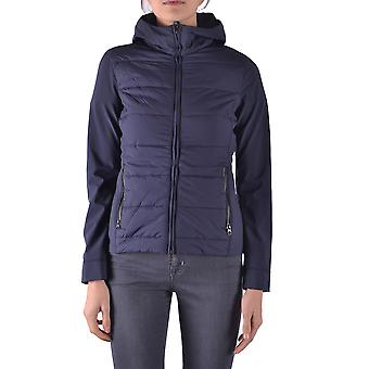 Woolrich women's MCBI314074O Blau polyester Quilted Jacket