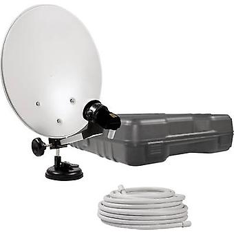 Camping SAT + receiver Camp FAVAL HD