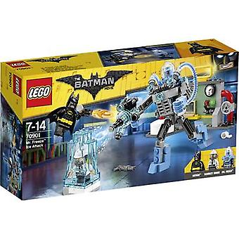 LEGO® BATMAN filmen 70901 Mr. fryse™ is angrepet