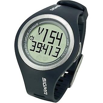 Heart rate monitor watch with chest strap Sigma PC 22.13 MAN Gray