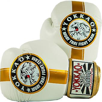 Yokkao Official Fight Team Boxing Gloves