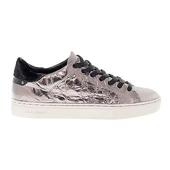 Crime London ladies 25407A1723 gold/pink LEDER sneakers
