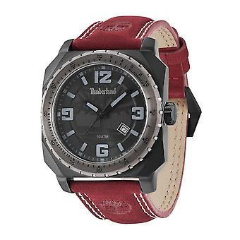 Timberland Men Watches Red