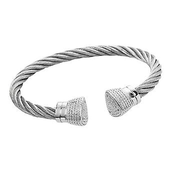 Burgmeister Bangle with Cubic Zirconia JBM3028-521