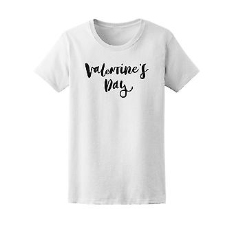 Hand Drawn Quote And Catchword For Your  Happy Valentine's Day Unique Brus