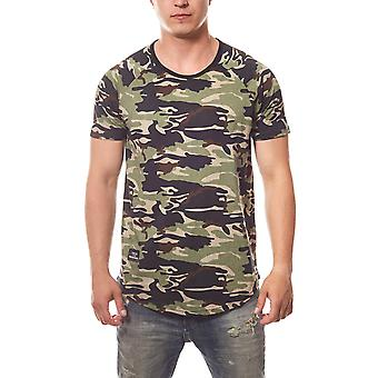 Shirt T-Shirt men's Spartans history camouflage