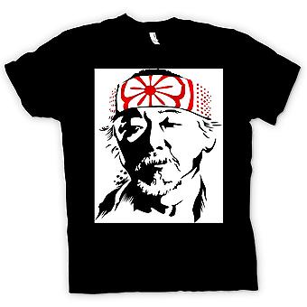 Kids T-shirt - Karate Kid Mr Miyagi - Portrait