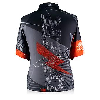 Phil The Power Taylor Back Signed 2018 Darts Shirt