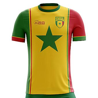 2018-2019 Senegal Third Concept Football Shirt (Kids)