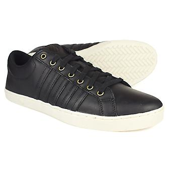 K-Swiss Adcourt '72 SO P Black Mens Trainers