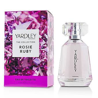 Yardley London Rosie Ruby Eau De Toilette Spray 50ml/1.7oz