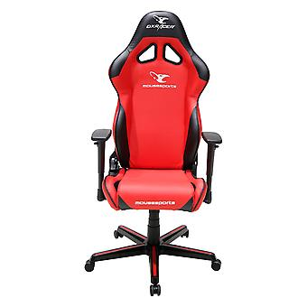 DX Racer DXRacer Racing Team Chair OH/RZ175/RN/MOUZ/DX High-Back Racing Seat Gaming Chair PU(Black/Red)