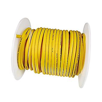 ACCEL 160090 100' Yellow Copper Spooled Wire