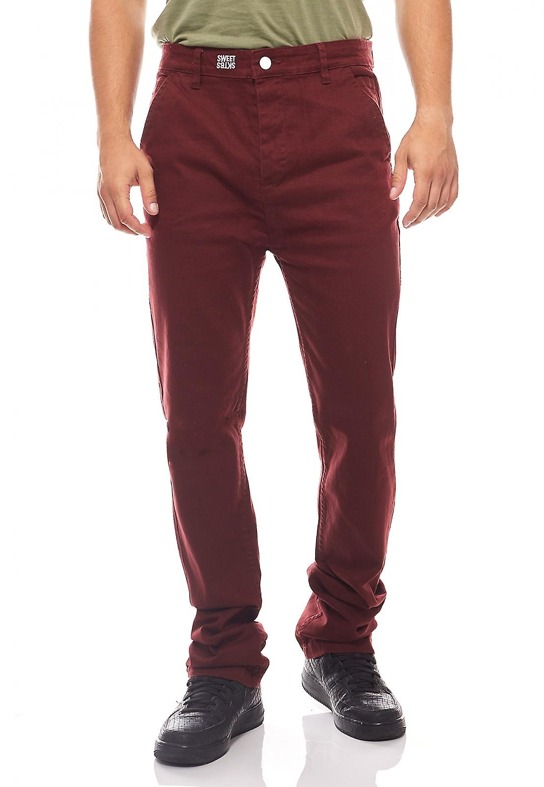 sweet sktbs chino herren jeans rot the chinos fruugo. Black Bedroom Furniture Sets. Home Design Ideas