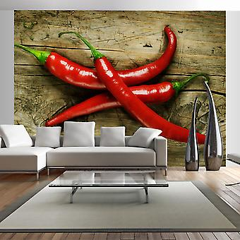 Wallpaper - Spicy chili peppers