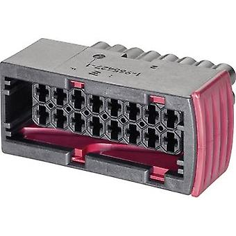 TE Connectivity Socket enclosure - cable J-P-T Total number of pins 42 Contact spacing: 5 mm 1-967281-1 1 pc(s)