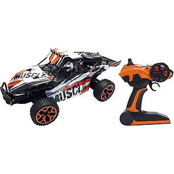 Amewi 22220 Extreme D5 1:18 RC model car for beginners Electric Buggy 4WD Incl. batteries and charger