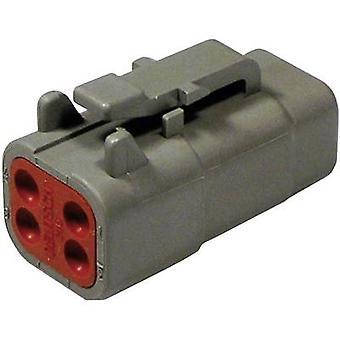 TE Connectivity DTM 06-4 S