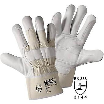 L+D worky Robust 1576 Full-grain cowhide Protective glove Size (gloves): 10, XL EN 388 CAT II 1 pair