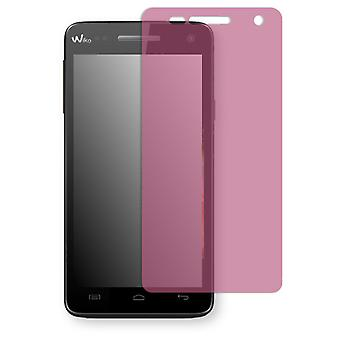 WIKO Rainbow 4 G screen protector - Golebo view protective film protective film