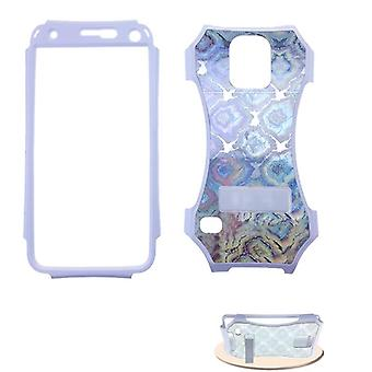 Kicker serie Snap-On Protector Case for Samsung Galaxy S5 (stof Design)