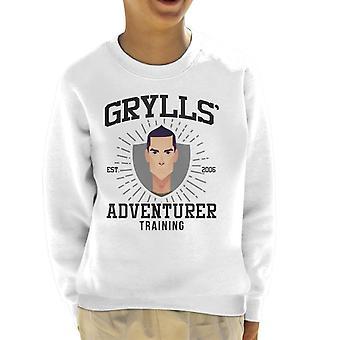 Bear Grylls Adventure Training Kid's Sweatshirt