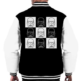 Original Stormtrooper Vice Versa Helmets Men's Varsity Jacket