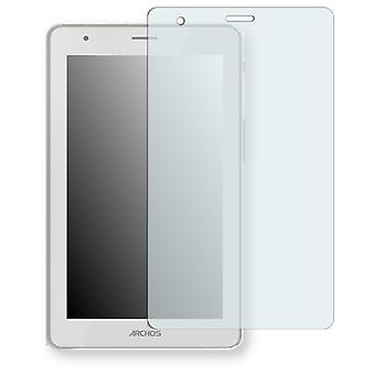 Archos 70 Xenon screen protector - Golebo crystal clear protection film