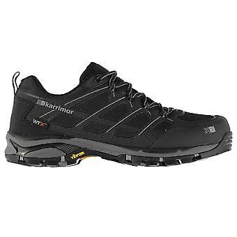 Karrimor Mens Sprint låg skor utomhus gå Trekking vandring spets upp Vibram