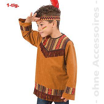 Traje de niño de traje indio los niños mohicanos Apache Winnetou