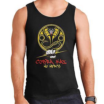 Cobra Kai Logo No Mercy Men's Vest