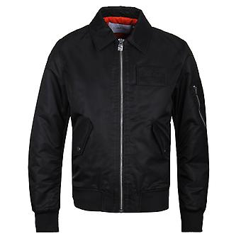 Calvin Klein Perfect Black Flight Jacket