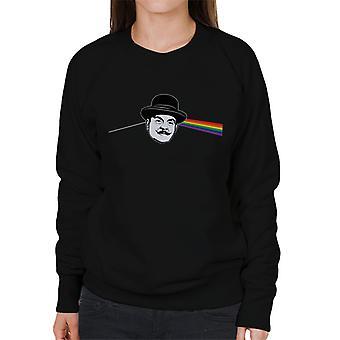 Dark Side Of Poirot kvinnenes Sweatshirt