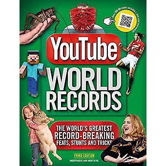 YouTube World Records by Adrian Besley - 9781780979823 Book