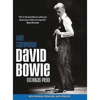 The Complete David Bowie by Nicholas Pegg - 9781785653650 Book