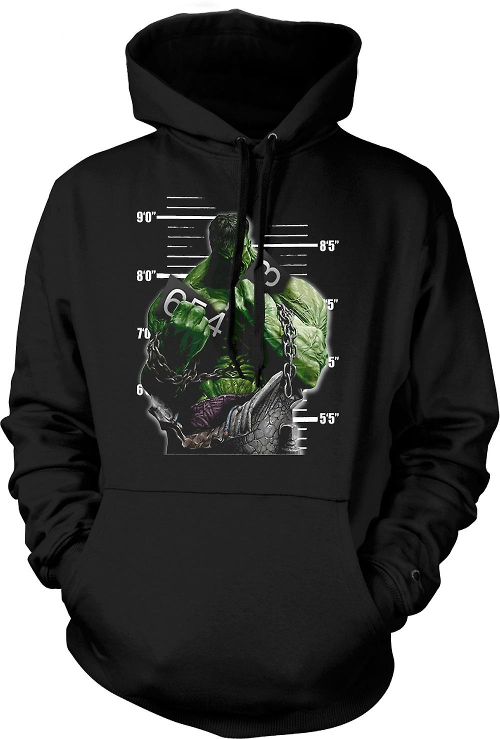 Kids Hoodie - The Hulk - Cartoon - Chains
