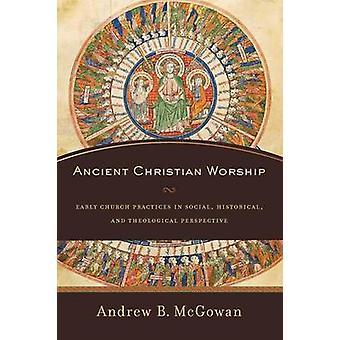 Cultos antigos Christian por Andrew B McGowan - 9780801097874 livro
