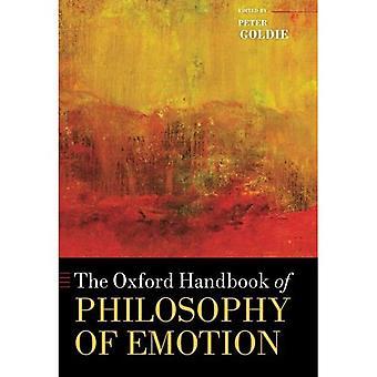 Oxford Handbook of filosofia tunteita