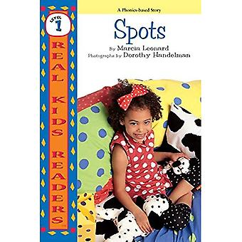 Spots (Real Kid Readers: Level 1)