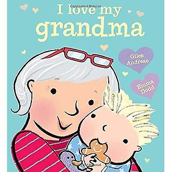 Jag älskar min mormor [styrelse bok] [styrelse bok]