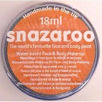 Snazaroo Face And Body Paint, Apricot, Water Based